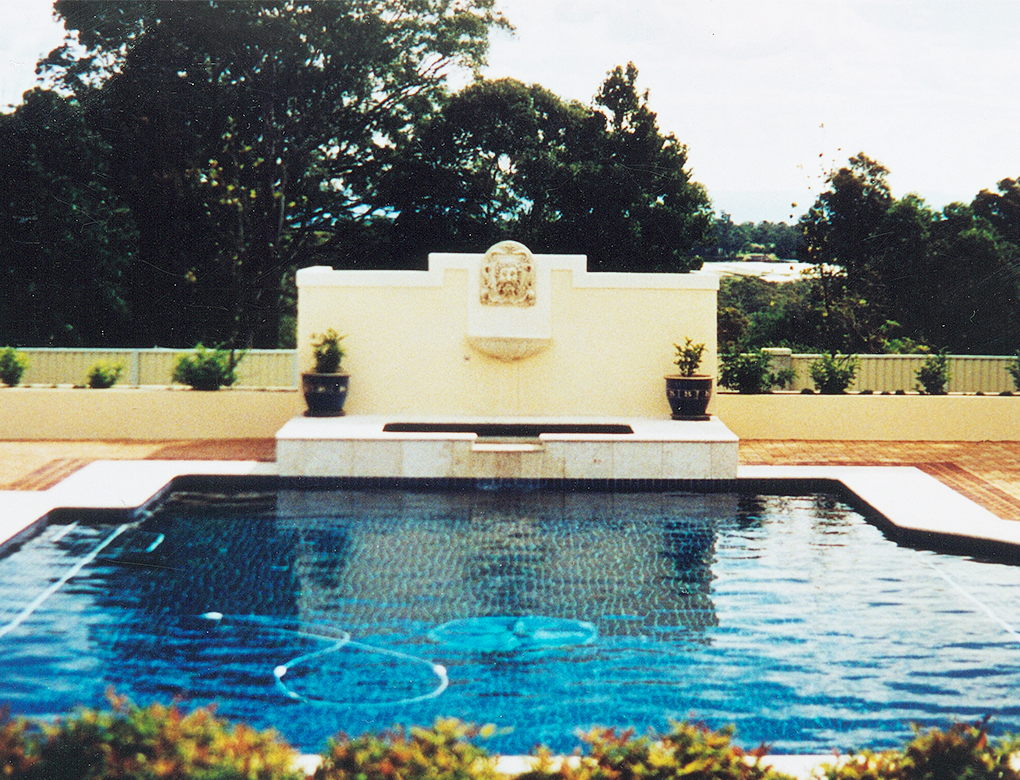 Glenhaven pool and spa traditional poolstraditional pools for Pool show sydney 2016